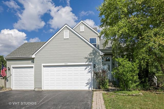 1531 Autumncrest Court, Crystal Lake, IL 60014 (MLS #10047326) :: The Jacobs Group