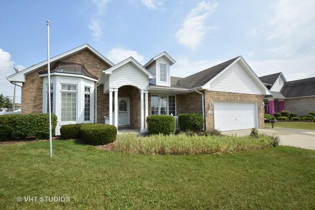 16019 Alexandria Drive, Tinley Park, IL 60477 (MLS #10047433) :: The Dena Furlow Team - Keller Williams Realty