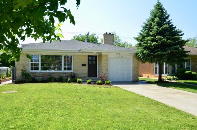 7340 N Keystone Avenue, Lincolnwood, IL 60712 (MLS #10047469) :: The Spaniak Team
