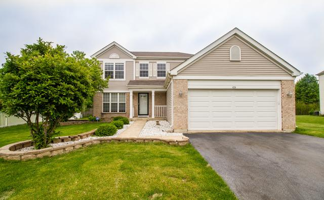 424 Butterfly Road, Bolingbrook, IL 60490 (MLS #10047668) :: The Wexler Group at Keller Williams Preferred Realty