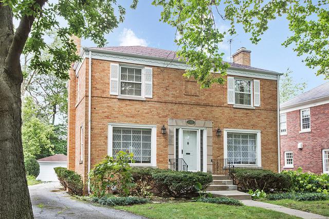 2321 Macdonald Lane, Flossmoor, IL 60422 (MLS #10047963) :: The Wexler Group at Keller Williams Preferred Realty