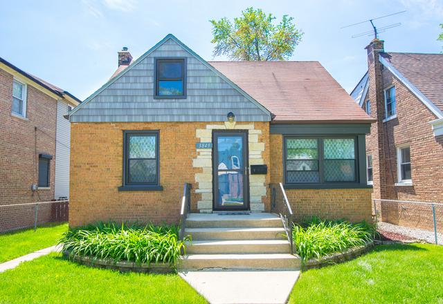 3849 W 86th Place, Chicago, IL 60652 (MLS #10048010) :: Domain Realty