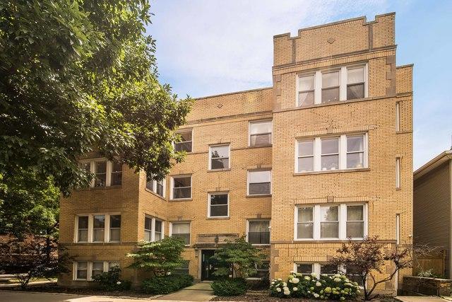 3103 W Wilson Avenue #2, Chicago, IL 60625 (MLS #10048074) :: Littlefield Group