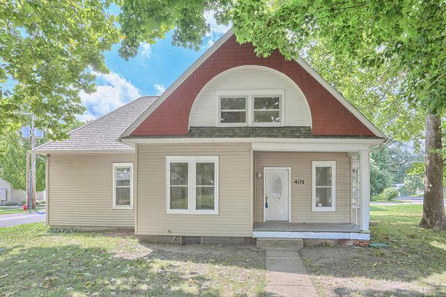 401 E Dunbar, Mahomet, IL 61853 (MLS #10048079) :: Littlefield Group