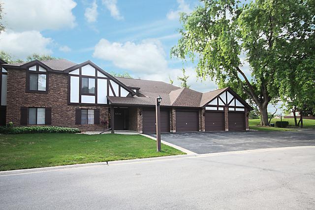1737 Harrow Court B, Wheaton, IL 60189 (MLS #10048088) :: The Dena Furlow Team - Keller Williams Realty