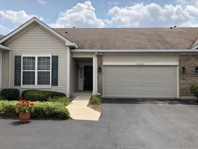 1488 W Ludington Circle, Romeoville, IL 60446 (MLS #10048116) :: The Jacobs Group