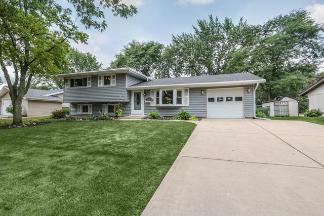 921 Sharon Lane, Schaumburg, IL 60193 (MLS #10048160) :: Domain Realty