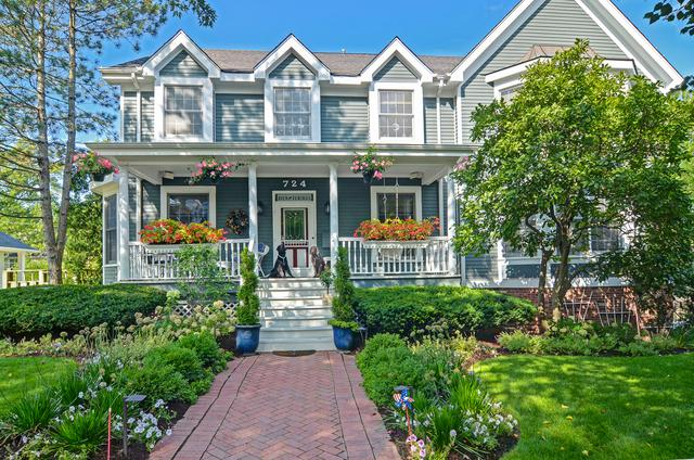 724 S Quincy Street, Hinsdale, IL 60521 (MLS #10048176) :: Littlefield Group