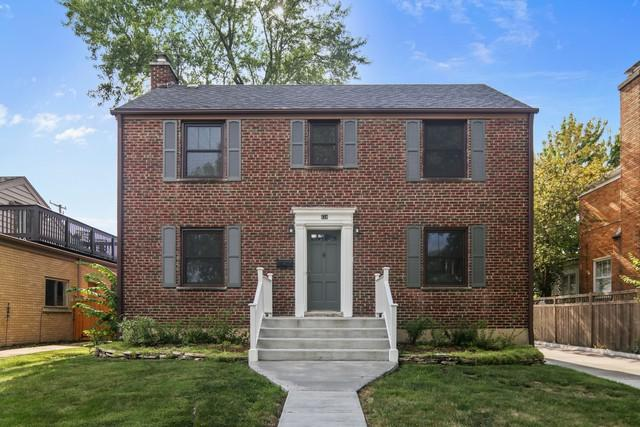 628 S Ashland Avenue, La Grange, IL 60525 (MLS #10048203) :: The Wexler Group at Keller Williams Preferred Realty