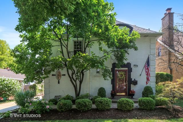 405 S Edgewood Avenue, La Grange, IL 60525 (MLS #10048223) :: The Wexler Group at Keller Williams Preferred Realty