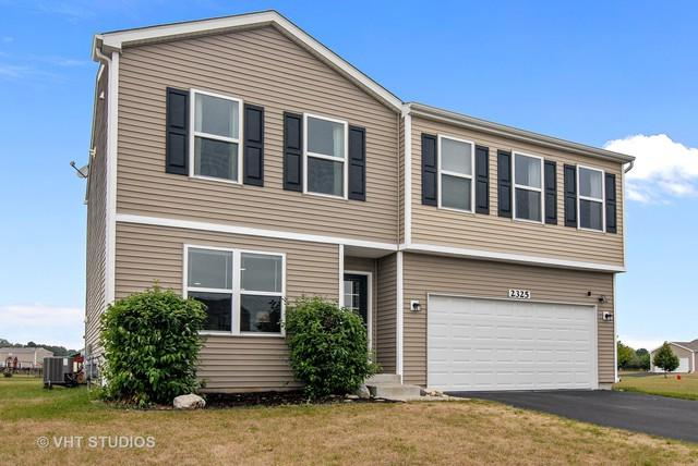 2325 Titus Drive, Yorkville, IL 60560 (MLS #10048290) :: The Jacobs Group