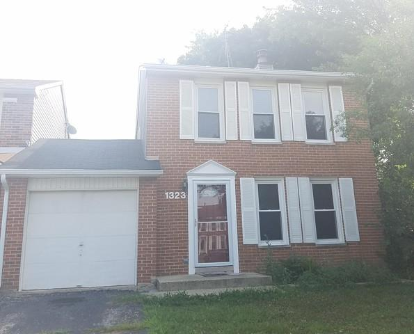 1323 Pennsboro Court, Carol Stream, IL 60188 (MLS #10048463) :: Littlefield Group