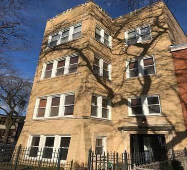 3358 W Hutchinson Street #1, Chicago, IL 60618 (MLS #10048475) :: Domain Realty