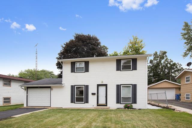 1321 Wilson Avenue, Carpentersville, IL 60110 (MLS #10048610) :: Littlefield Group
