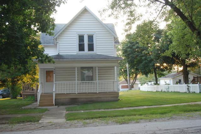 424 Prairie Avenue, Beecher, IL 60401 (MLS #10048702) :: Domain Realty