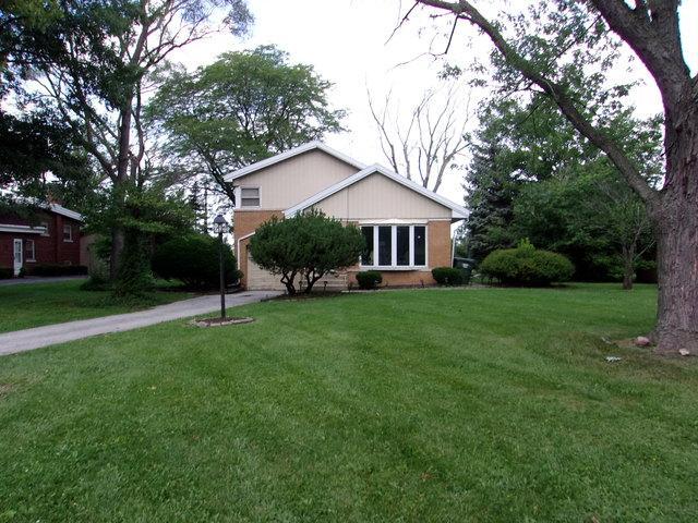 1022 Braemar Road, Flossmoor, IL 60422 (MLS #10048822) :: The Wexler Group at Keller Williams Preferred Realty