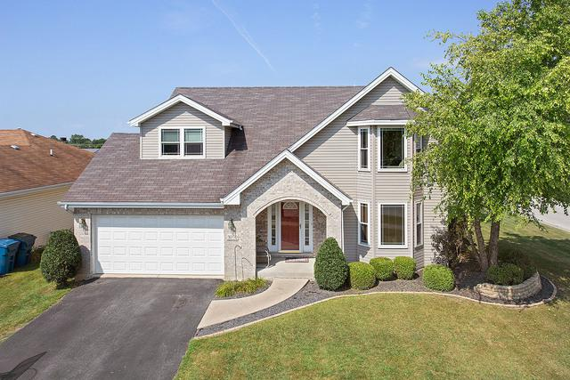 3200 Sandy Ridge Drive, Steger, IL 60475 (MLS #10048971) :: The Jacobs Group