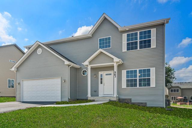 565 Donna Avenue, Aurora, IL 60505 (MLS #10049000) :: The Jacobs Group