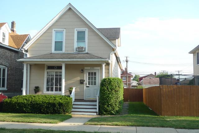 2343 Collins Street, Blue Island, IL 60406 (MLS #10049080) :: Domain Realty