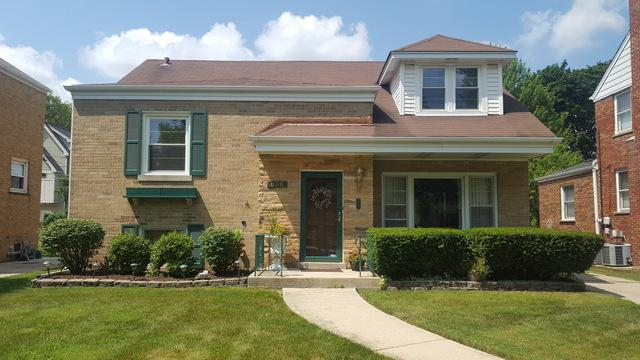 836 S Ashland Avenue, La Grange, IL 60525 (MLS #10049152) :: The Spaniak Team