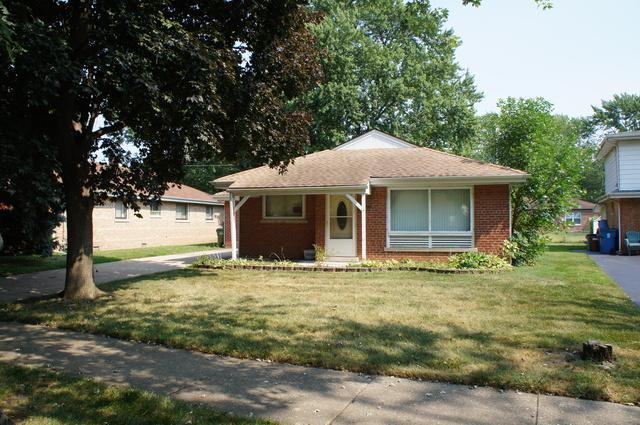 4121 W 109th Street, Oak Lawn, IL 60453 (MLS #10049204) :: Littlefield Group