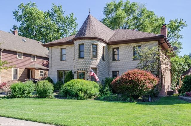 6935 W Hobart Avenue, Chicago, IL 60631 (MLS #10049365) :: Domain Realty