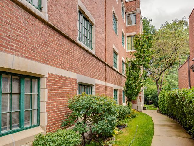 5529 S University Avenue 2E, Chicago, IL 60637 (MLS #10049391) :: Littlefield Group