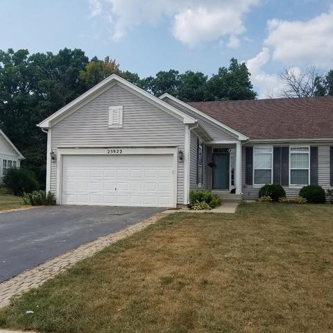 25922 W Timber Ridge Drive, Channahon, IL 60410 (MLS #10049487) :: Littlefield Group