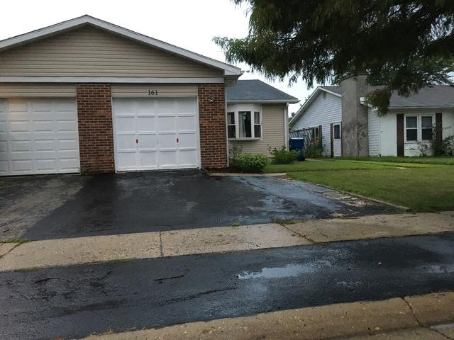 161 Golden Drive, Glendale Heights, IL 60139 (MLS #10049549) :: Domain Realty