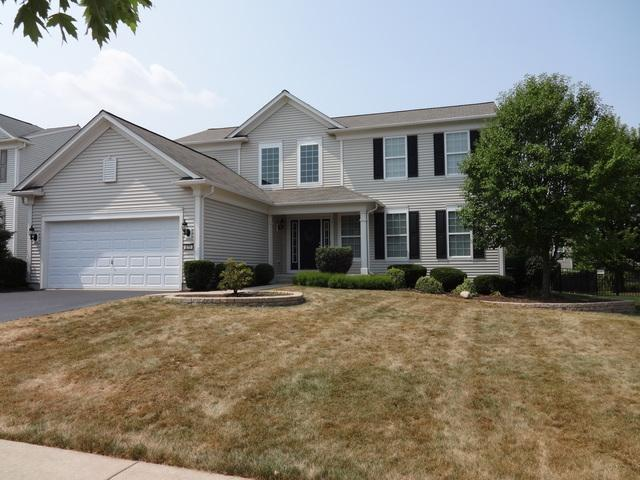 275 Foster Drive, Oswego, IL 60543 (MLS #10049593) :: The Jacobs Group