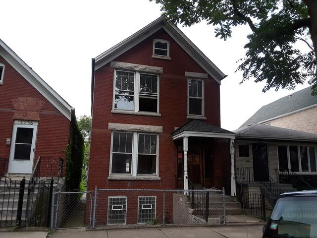 3352 S Carpenter Street, Chicago, IL 60608 (MLS #10049655) :: Domain Realty