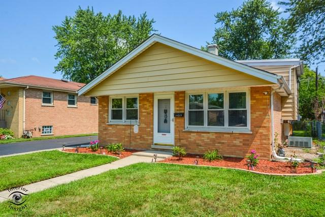 14319 Kolin Avenue, Midlothian, IL 60445 (MLS #10049688) :: Littlefield Group