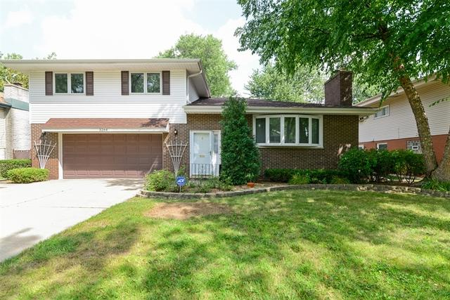 3264 N Manor Drive, Lansing, IL 60438 (MLS #10049786) :: Littlefield Group