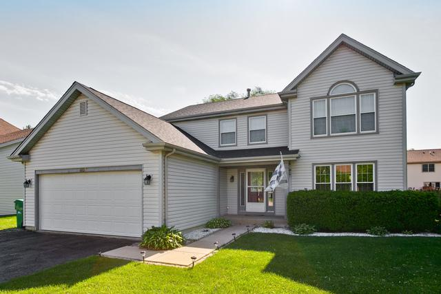 407 Indian Ridge Trail, Wauconda, IL 60084 (MLS #10049945) :: The Jacobs Group