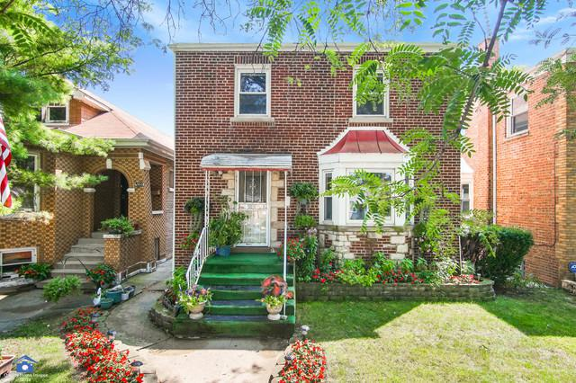 5317 N Austin Avenue, Chicago, IL 60630 (MLS #10049956) :: Littlefield Group
