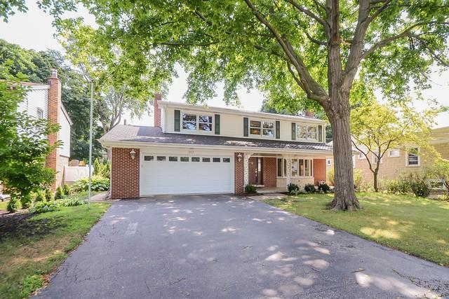 313 N Hale Street, Palatine, IL 60067 (MLS #10049975) :: Domain Realty