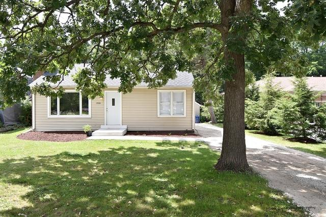 430 Knoll Street, Wheaton, IL 60187 (MLS #10049993) :: Littlefield Group