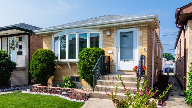 6516 W 63rd Street, Chicago, IL 60638 (MLS #10050024) :: The Jacobs Group