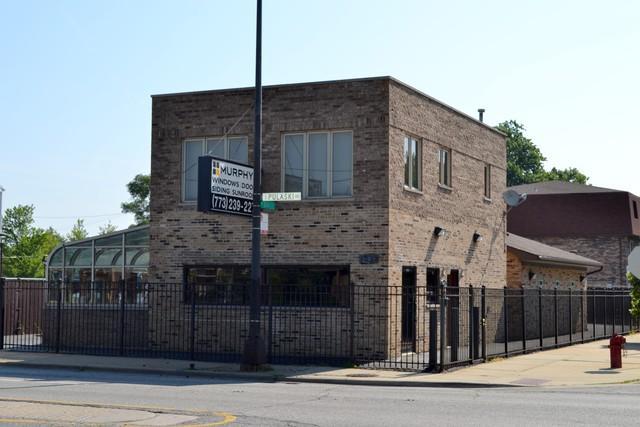 10359 Pulaski Road, Chicago, IL 60655 (MLS #10050025) :: The Spaniak Team