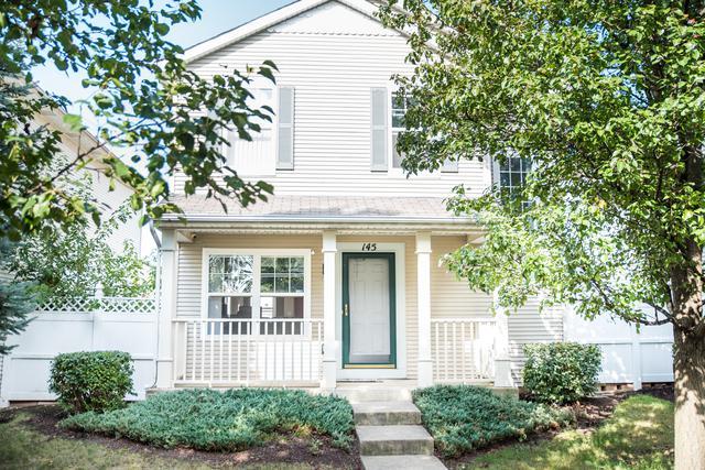 145 Mountain Laurel Court, Romeoville, IL 60446 (MLS #10050037) :: Domain Realty
