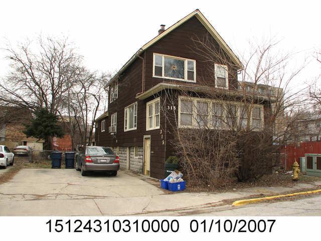 315 Burkhardt Court, Forest Park, IL 60130 (MLS #10050100) :: Littlefield Group