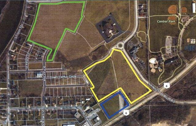 0 NW Route 6 & Navajo Drive, Channahon, IL 60410 (MLS #10050118) :: Littlefield Group