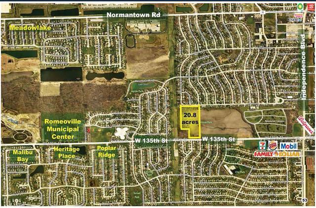 200 W Romeo Road, Romeoville, IL 60446 (MLS #10050165) :: Domain Realty
