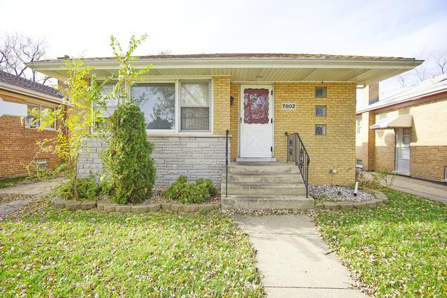 7802 S Kenneth Avenue, Chicago, IL 60652 (MLS #10050203) :: The Dena Furlow Team - Keller Williams Realty