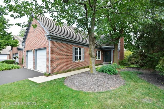 44 Thornhill Court, Burr Ridge, IL 60527 (MLS #10050233) :: The Wexler Group at Keller Williams Preferred Realty