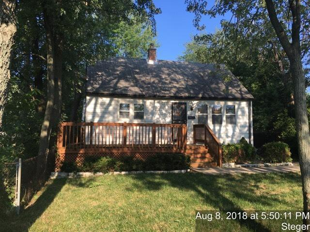 3527 Morgan Street, Steger, IL 60475 (MLS #10050285) :: The Jacobs Group
