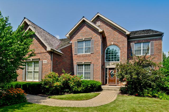 4855 Christine Court, Long Grove, IL 60047 (MLS #10050288) :: The Schwabe Group