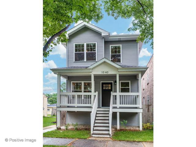 1040 Lathrop Avenue, Forest Park, IL 60130 (MLS #10050348) :: Domain Realty
