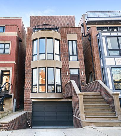 1759 W Surf Street, Chicago, IL 60657 (MLS #10050381) :: Domain Realty
