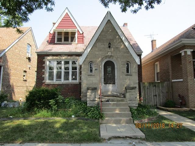 5805 S California Avenue, Chicago, IL 60629 (MLS #10050396) :: Littlefield Group